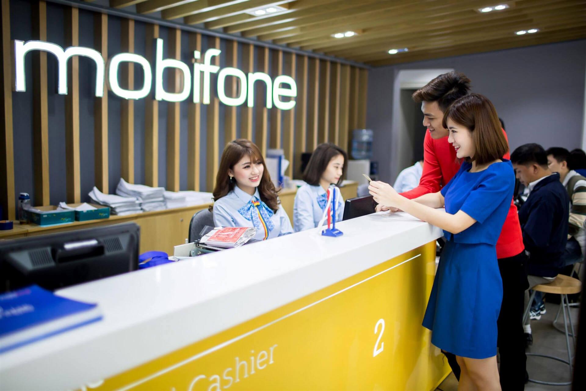 Trung tâm mạng lưới MobiFone miền Nam